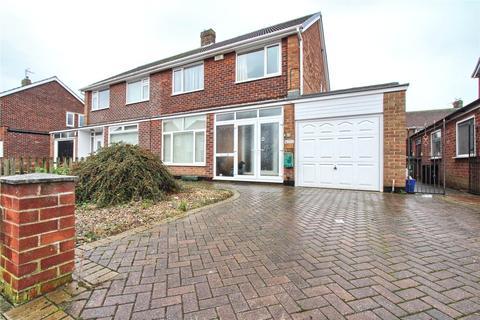 3 bedroom semi-detached house for sale - Stainton Road, Wolviston Court