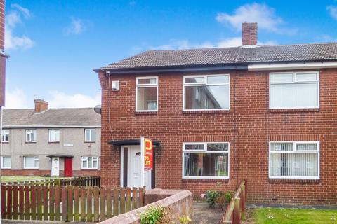2 bedroom semi-detached house to rent - Coupland Road, Ashington, Northumberland, NE63 8DW