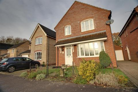 3 bedroom detached house for sale - TAGG WAY, NORWICH