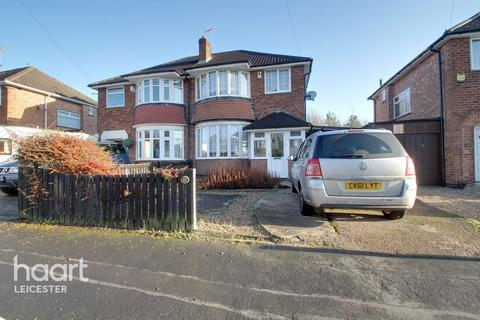 3 bedroom semi-detached house for sale - Westover Road, Leicester