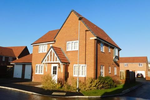4 bedroom detached house for sale - WOODWARD ROAD, SPENNYMOOR, SPENNYMOOR DISTRICT