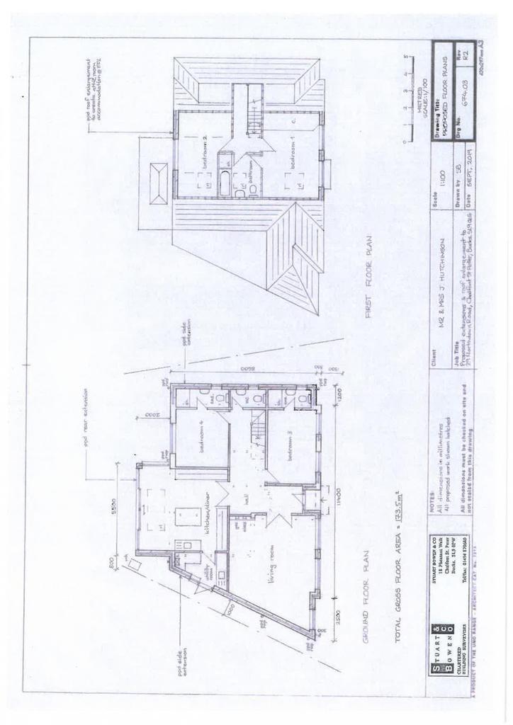 Virtual Living Room Set: Northdown Road, Chalfont St Peter, SL9 2 Bed Detached
