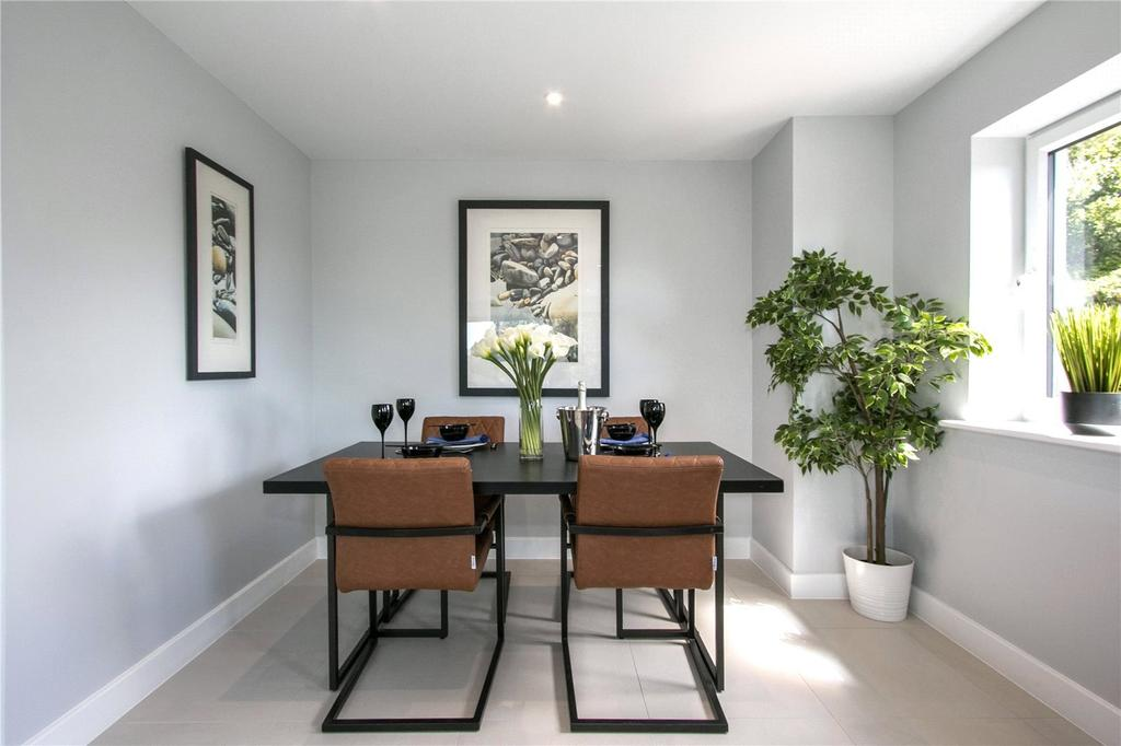 Dining Table Space