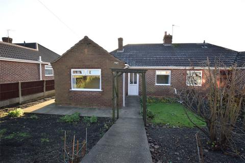 2 bedroom semi-detached bungalow for sale - Church Street West, Pinxton, NOTTINGHAM