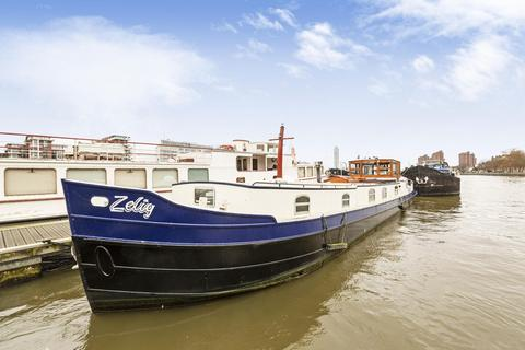 2 bedroom houseboat for sale - Chelsea Embankment, Chelsea, SW3