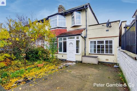 4 bedroom semi-detached house for sale - Manor Farm Road, Wembley, Greater London