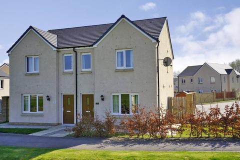 3 bedroom semi-detached house to rent - Baillie Drive, Alford, Aberdeenshire, AB33 8TG