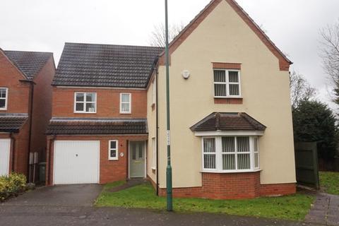 4 bedroom detached house for sale - Tom Blower Close, Nottingham, NG8