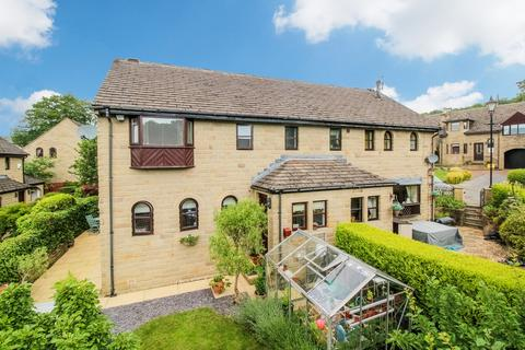 3 bedroom semi-detached house for sale - Station Approach, Honley