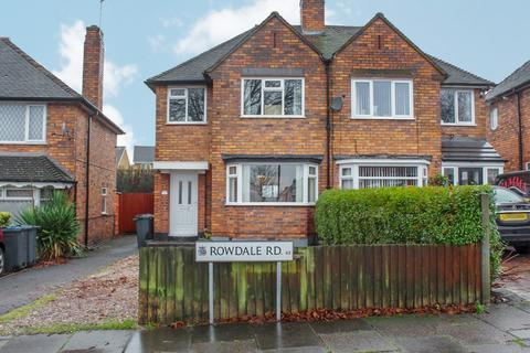 3 bedroom semi-detached house for sale - Rowdale Road, Great Barr