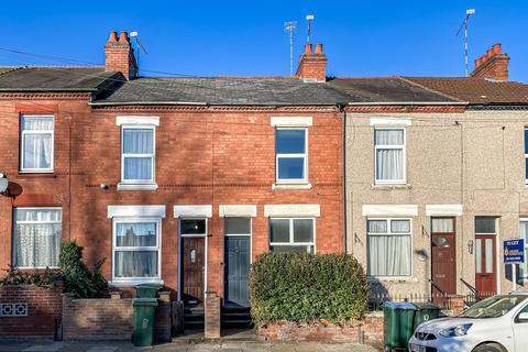 2 bedroom terraced house to rent - Latham Road, Earlsdon, Coventry