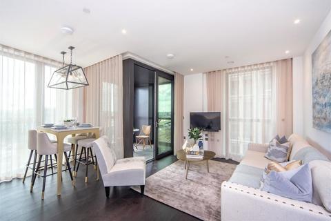 2 bedroom apartment to rent - Charles Clowes Walk, Nine Elms