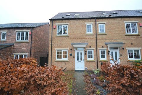 3 bedroom townhouse for sale - Chestnut Lane, Leeds, West Yorkshire