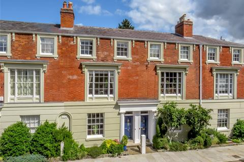 4 bedroom terraced house for sale - Crescent Place, Town Walls, Shrewsbury