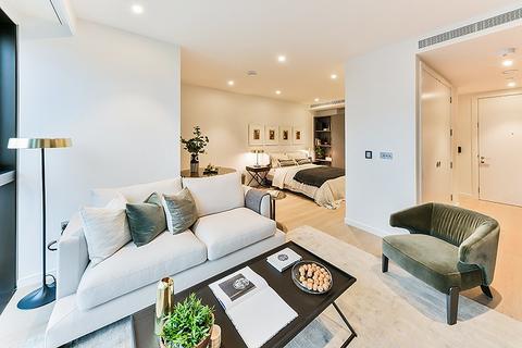 Studio to rent - George Street, Canary Wharf, London, E14