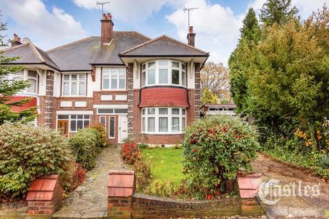 4 bedroom semi-detached house for sale - Beech Drive, N2