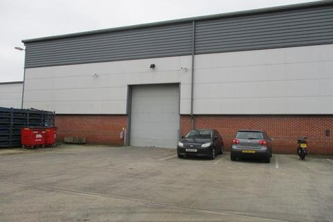 Industrial unit to rent - Harworth Industrial Estate, Unit D3, Bryans Close, Doncaster, South Yorkshire, DN11 8RY