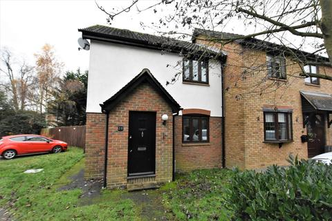 2 bedroom end of terrace house for sale - Larch Grove, Sidcup, DA15
