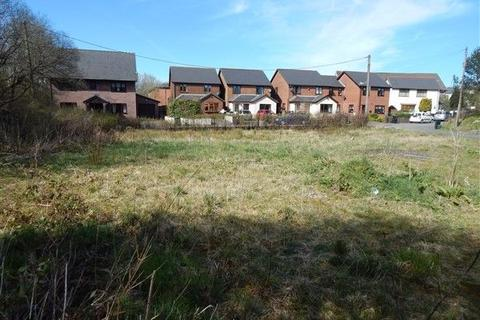 Plot for sale - Land at Catholic Road, Brynmawr. NP23 4EF