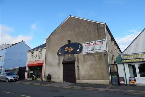 Pub for sale - The Buffs Club, Station Road, Brynmawr