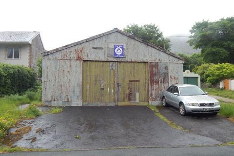 Garage for sale - Garage, Bennett Street, Blaina, NP13 3HZ