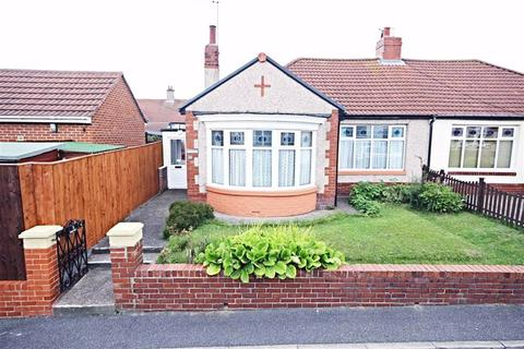2 bedroom semi-detached bungalow for sale - Beatrice Gardens, South Shields, Tyne And Wear