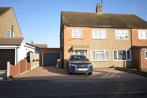 3 bedroom semi-detached house for sale - Gloucester Avenue, Chelmsford, CM2