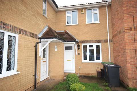 2 bedroom terraced house to rent - St Albans Close, Flitwick, Bedford, MK45