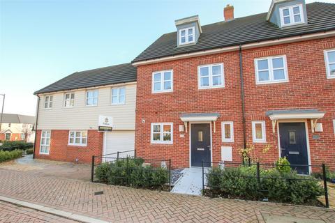3 bedroom terraced house for sale - Grieve Road, Aylesbury