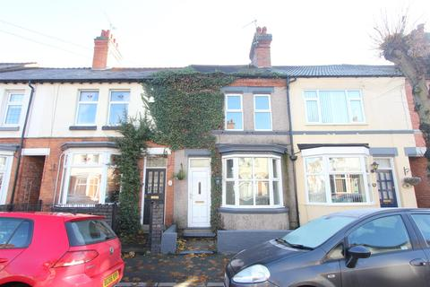 3 bedroom terraced house for sale - Highfields Road, Hinckley