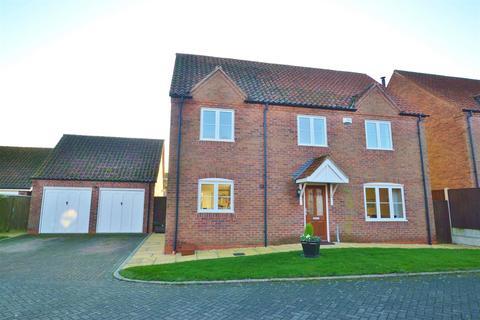 4 bedroom detached house for sale - Ayrshire Way, Averham, Newark