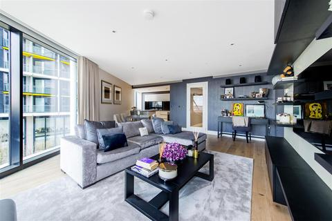 2 bedroom flat to rent - 2 Riverlight Quay, Nine Elms, London SW11