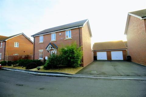 4 bedroom detached house for sale - Shuter Grove, St Andrews Ridge, Swindon, SN25