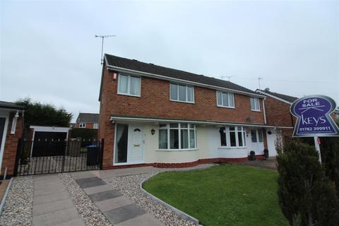 3 bedroom semi-detached house for sale - Limewood Close, Blythe Bridge,