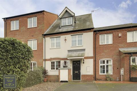 3 bedroom townhouse for sale - Eastwood Street, Bulwell, Nottinghamshire, NG6 8PN