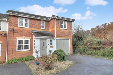 4 bedroom end of terrace house to rent - Honeysuckle Way, Knightwood Park, Chandlers Ford, Hampshire