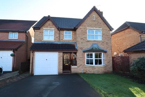 4 bedroom detached house for sale - Abbotsbury Way, Maple Park, Nuneaton, CV11