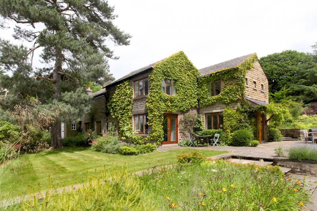 5 Bedrooms Detached House for sale in Rose Cottage, High Peak