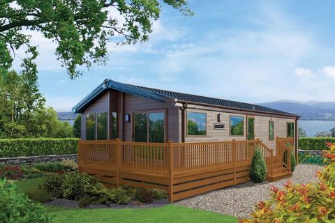 2 bedroom detached bungalow for sale - Brynteg Holiday Home Park, Nr Caernarfon