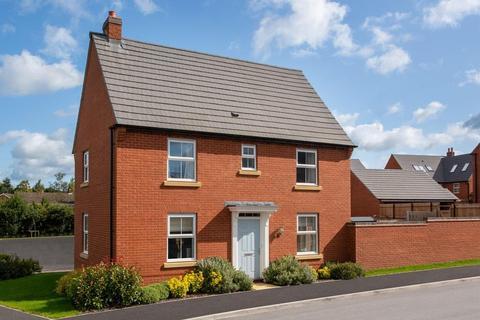 3 bedroom detached house for sale - Plot 49, Hadley at David Wilson Homes @Mickleover, Kensey Road, Mickleover, DERBY DE3