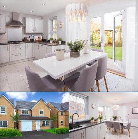 3 bedroom detached house for sale - Plot 32, Andover at St Michael's Gate, Llantarnam Road, Llantarnam, CWMBRAN NP44
