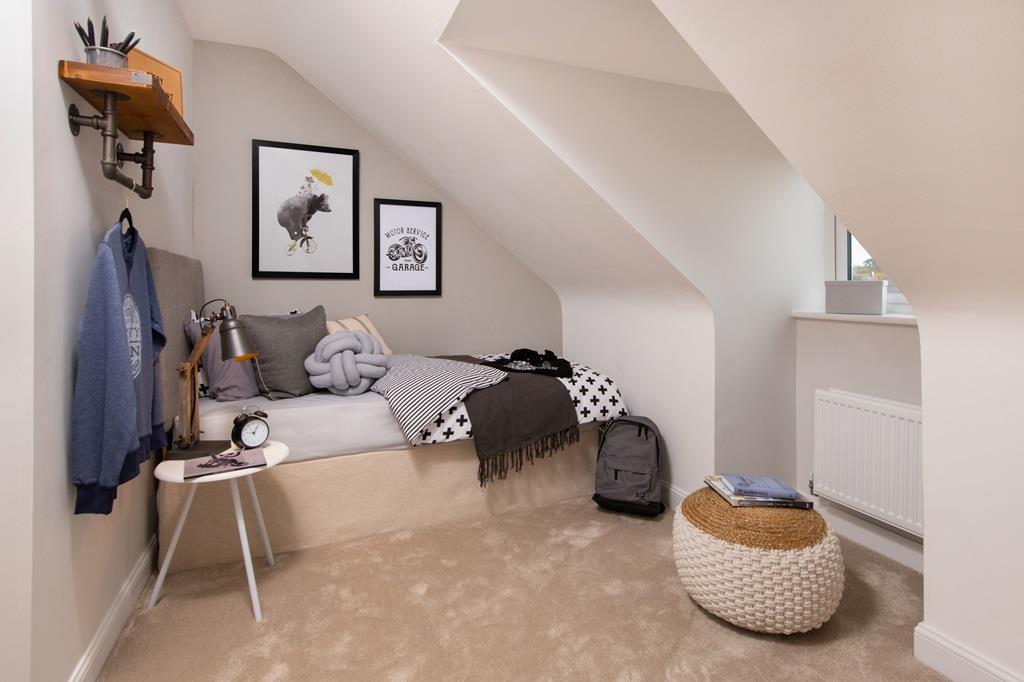 Kingsville third bedroom