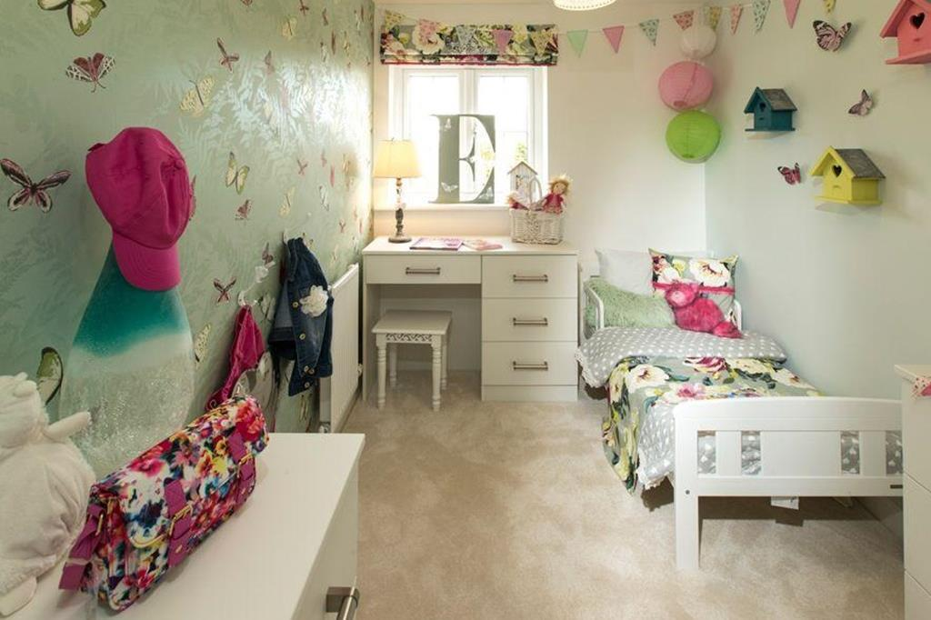 Alnwick bedroom