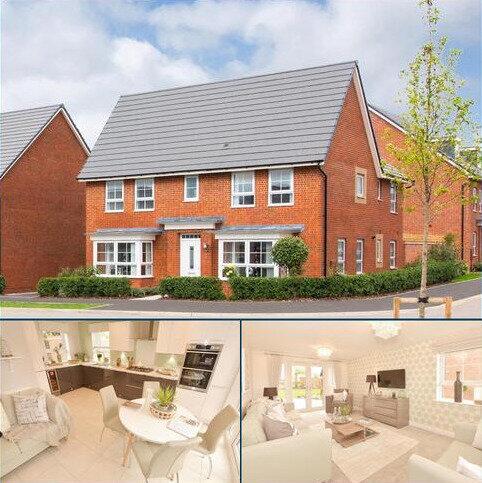 4 bedroom detached house for sale - Plot 127, ALNWICK at Highfields, Rykneld Road, Littleover, DERBY DE23