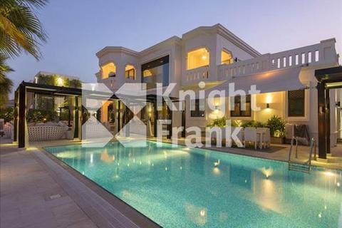6 bedroom detached house - Signature Villa, Frond P, Palm Jumeirah, Dubai