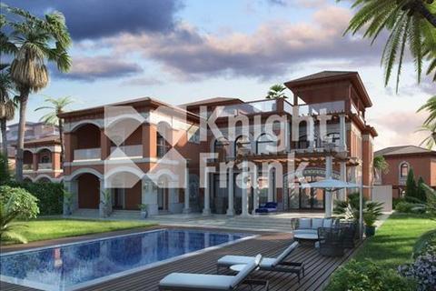 7 bedroom detached house - 22 Carat, Ruby Villa, The Crescent West, Dubai, UAE