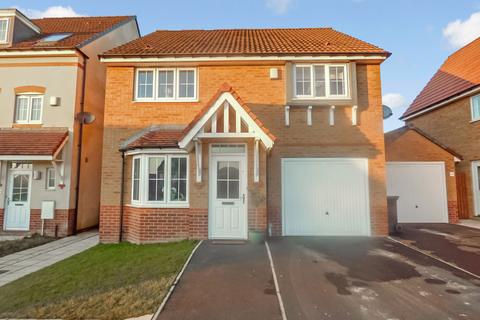 4 bedroom detached house for sale - Agar Close, Consett, Durham, DH8 5YD