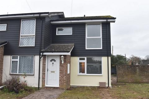 2 bedroom end of terrace house to rent - Kingswood