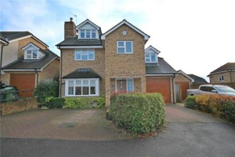 4 bedroom detached house for sale - South Tadworth Farm Close