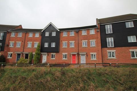 3 bedroom townhouse for sale - Phoenix Way, Stowmarket